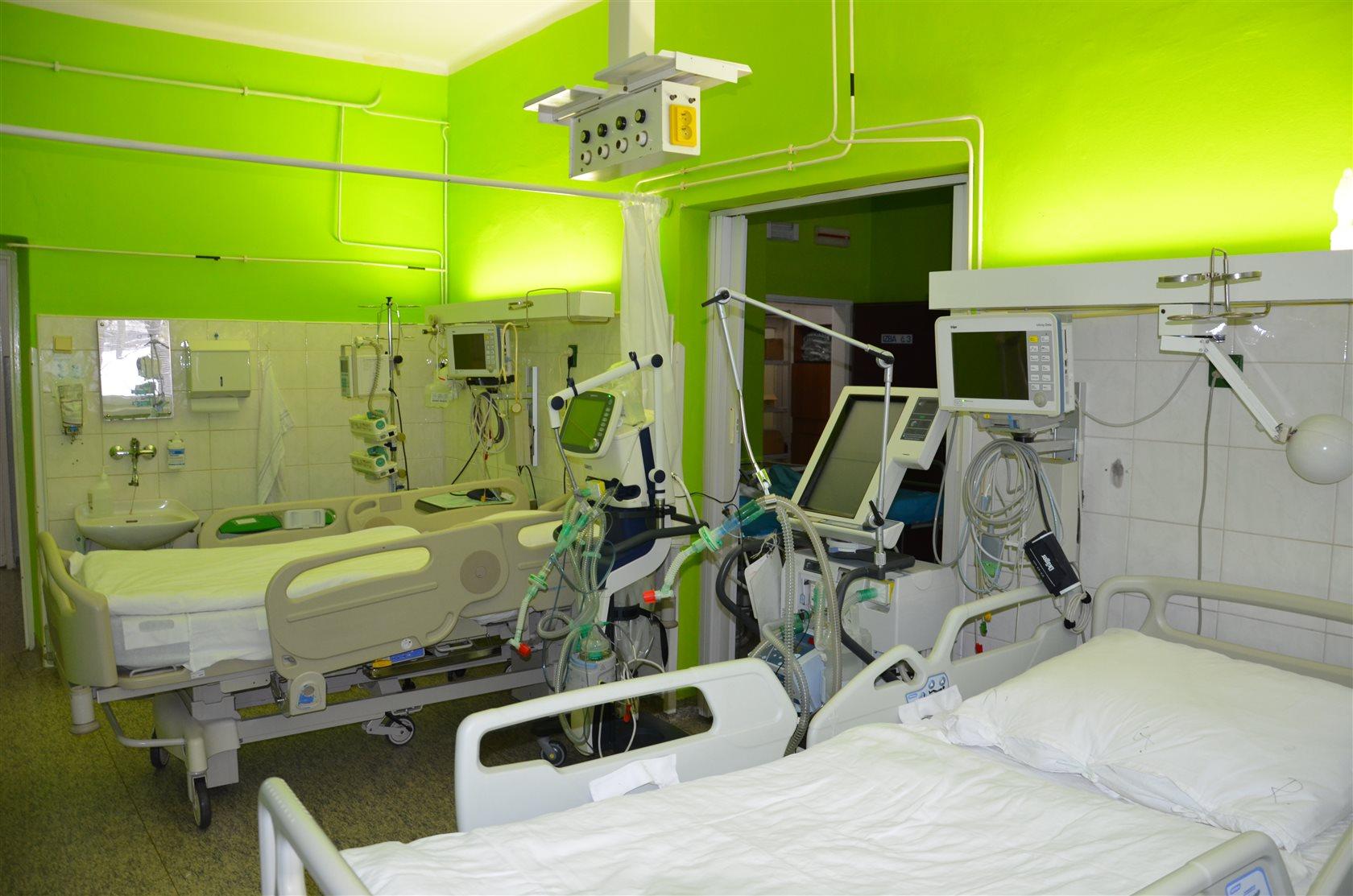 Oddelenie anesteziológie a intenzívnej medicíny