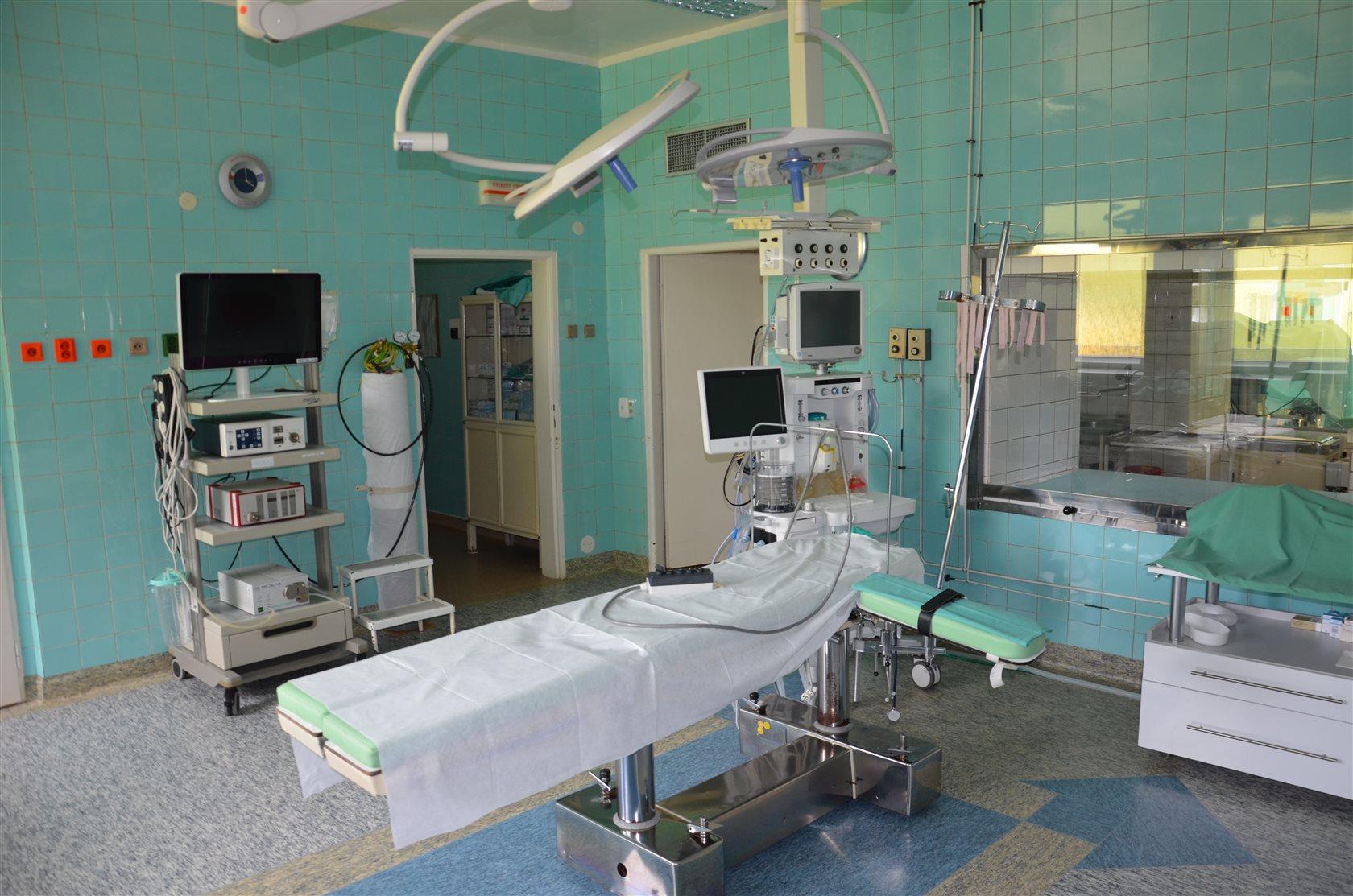 Chirurgicko-traumatologické oddelenie