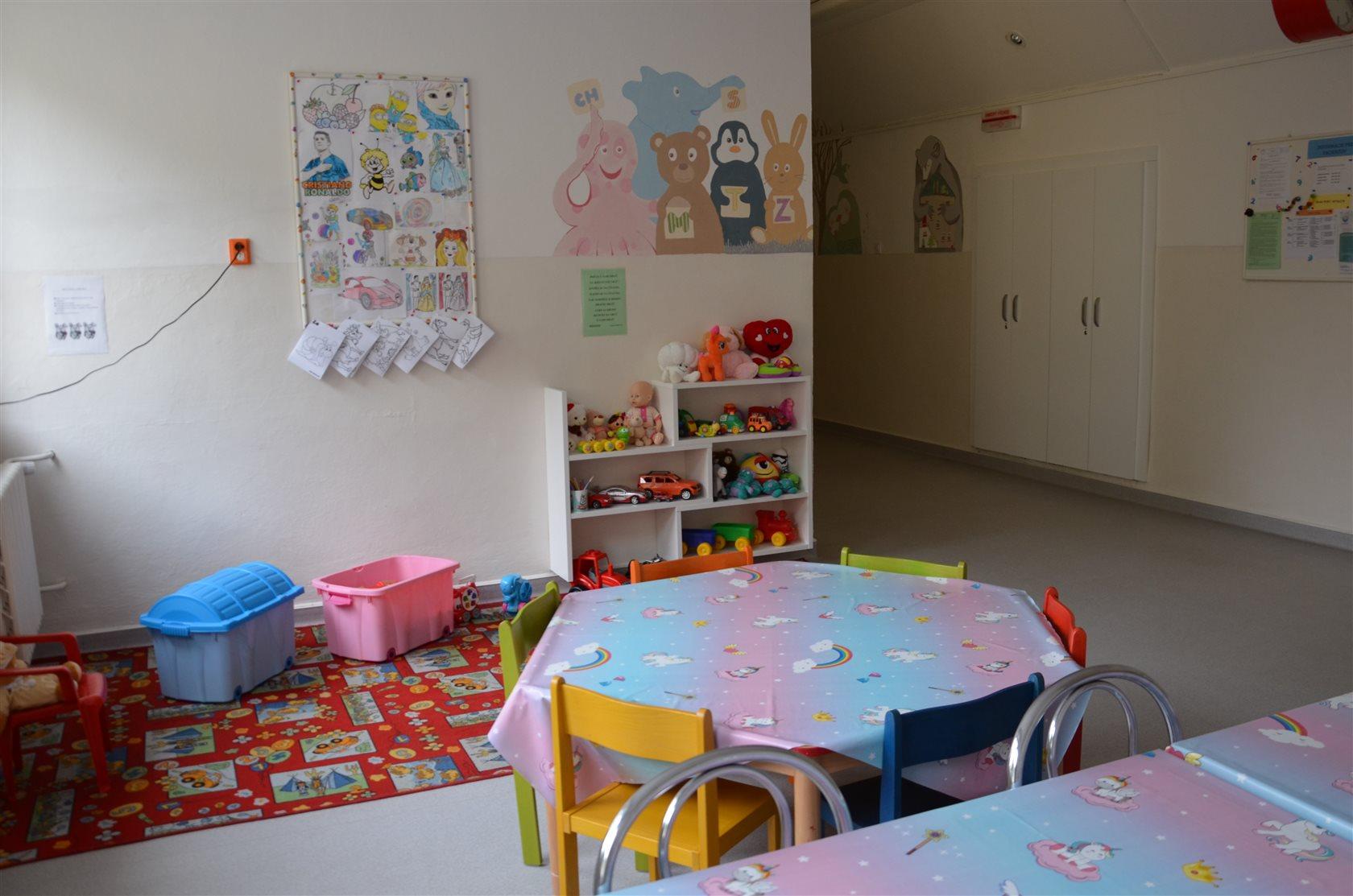 Detské oddelenie