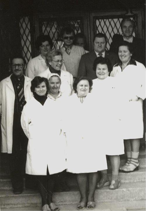 Administratívni pracovníci NsP Snina