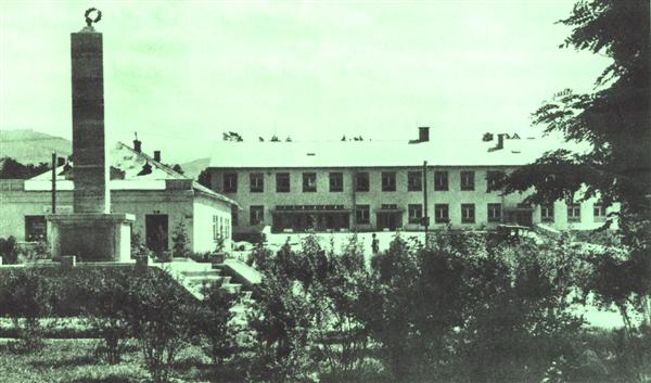 Okresný ústav národného zdravia v Snine, 50-te roky